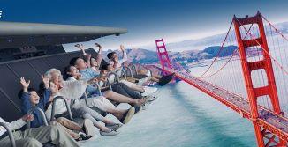 【台北】i-Ride 5D飛行劇院體驗